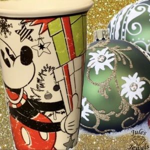 Disney Mickey Mouse Drawing Insulated Mug